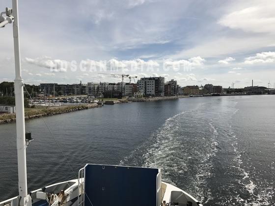 Landskrona Färja Ven