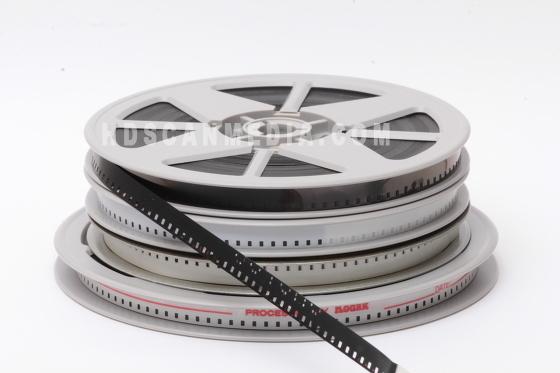 Film reels