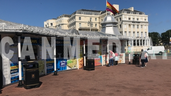 Brighton Palece Pier