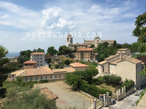 Small Italian town