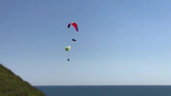 Skärmflygning
