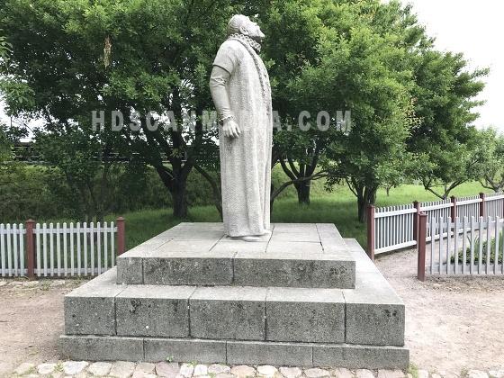 Tycho Brahe staty