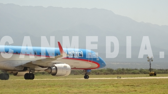 Argentina La Rioja airport