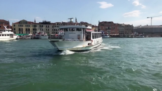 Venice watercraft