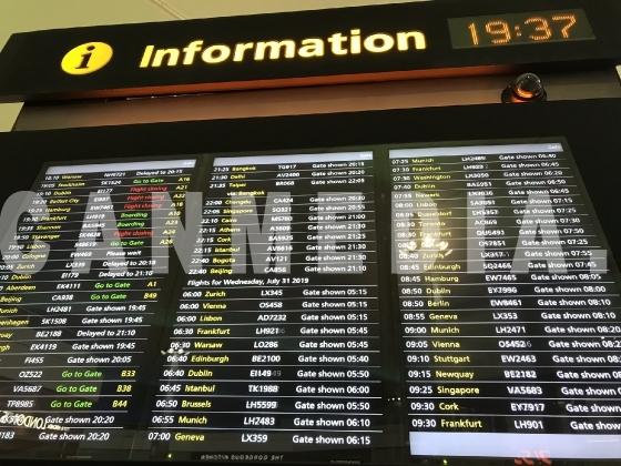 Flightdepartures